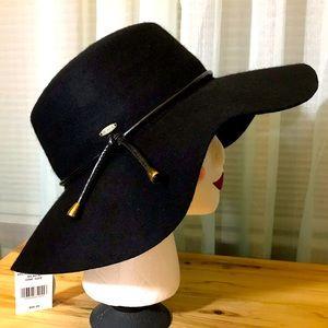 ✅🆕Scala black wool hat NWT